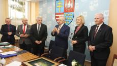 Gratulacje Dla Profesora Stanisława Góździa (5)