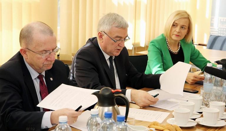Pierwsze posiedzenie Świętokrzyskiej Rady Działalności Pożytku Publicznego
