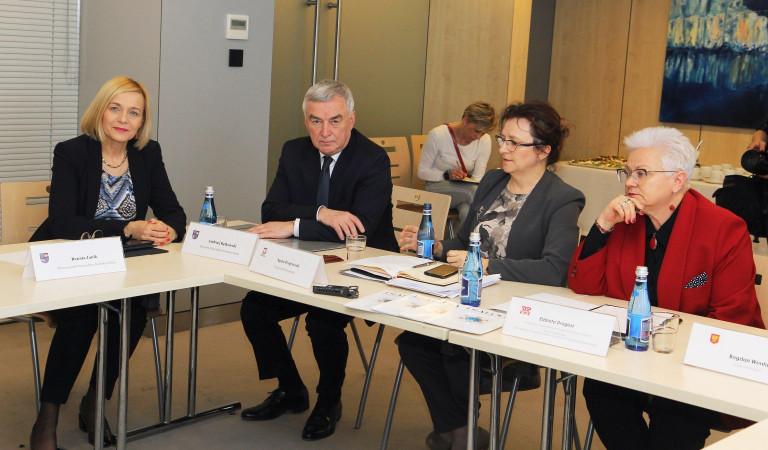 Nowi członkowie Wojewódzkiej Rady Dialogu Społecznego