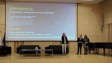 Konferencja Młodzieżowego Sejmiku Województwa Świętokrzyskiego (8)