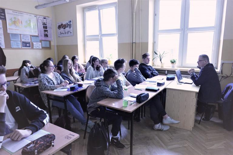 Uczniowie poszerzyli wiedzę o samorządzie