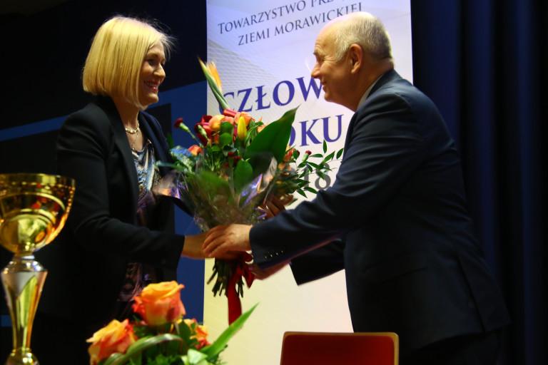 Marian Buras z tytułem Człowieka Roku 2018