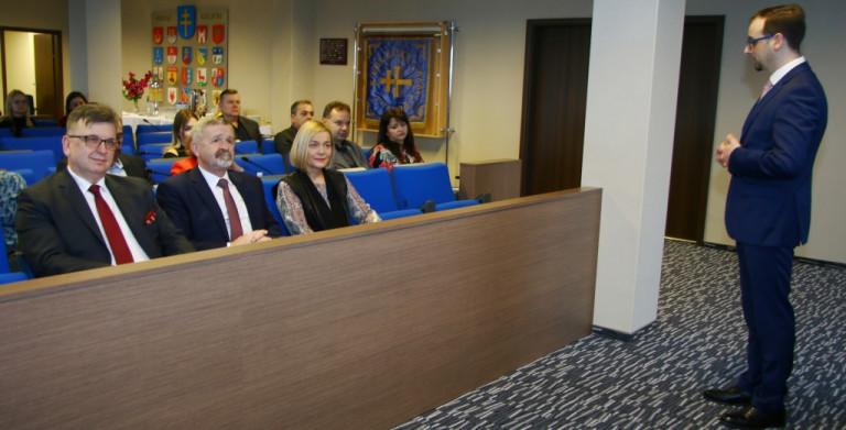 Spotkanie dla grantobiorców z Kielc i powiatu kieleckiego