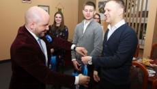 Studenci Z Ukrainy U Marszałka Mariusza Goska (13)