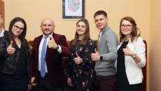 Studenci Z Ukrainy U Marszałka Mariusza Goska (20)