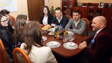 Studenci Z Ukrainy U Marszałka Mariusza Goska (6)