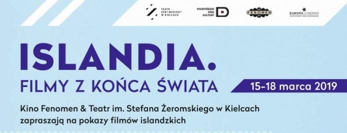 Islandzkie kino w Fenomenie