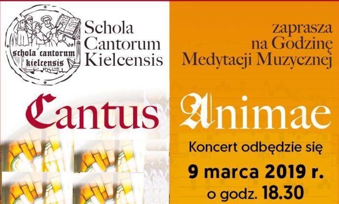 Cantus Animae na Karczówce