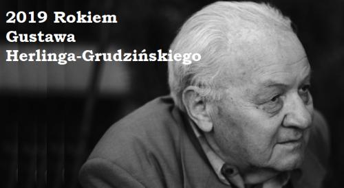 Rok 2019 Herling Grudziński