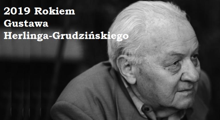 Koncert inaugurujący Rok Gustawa Herlinga-Grudzińskiego