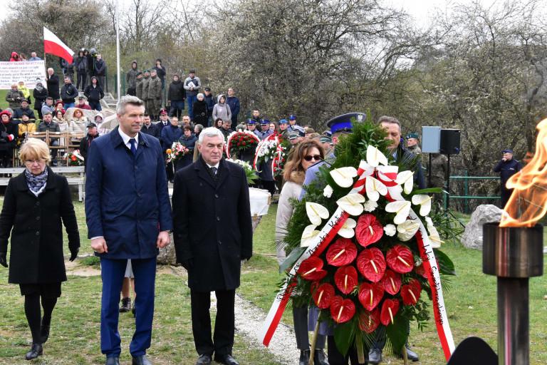 W Kielcach uczczono 79. rocznicę zbrodni katyńskiej