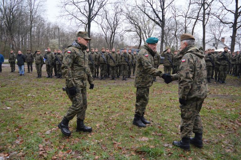 Droga Krzyżowa ze Świętokrzyską Brygadą Obrony Terytorialnej