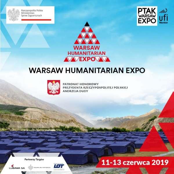 Warsaw Humanitarian Expo (WHE) – Warszawskie Targi Humanitarne