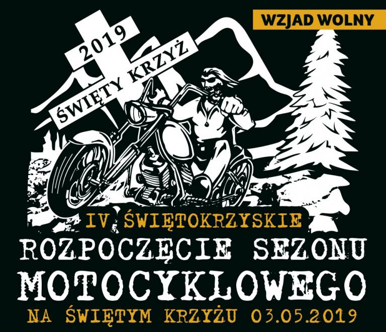 Motocykliści rozpoczynają sezon w Świętokrzyskiem