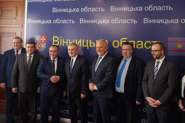 Walerij Korowij: Województwo świętokrzyskie to nasz przyjaciel. Rozpiera nas duma
