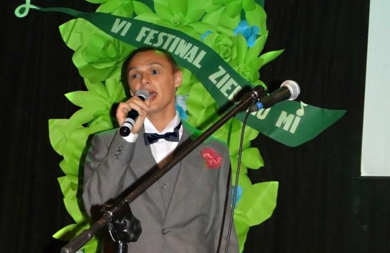 """Festiwal """"Zielono mi"""" – niepełnosprawni zaśpiewają piosenki Agnieszki Osieckiej"""