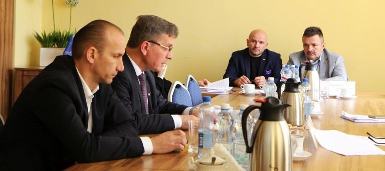 Obradowały Komisje Zdrowia i Samorządu Terytorialnego