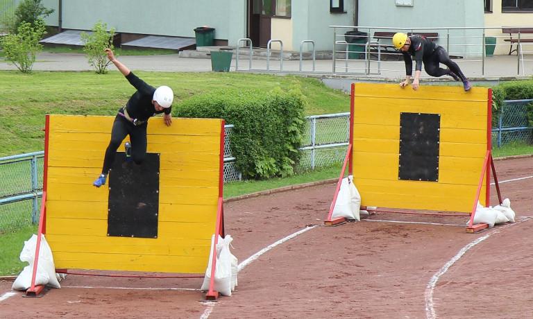 Strażackie zmagania w Kielcach