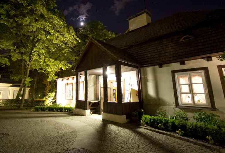 Noc Muzeów w Dworku Laszczyków
