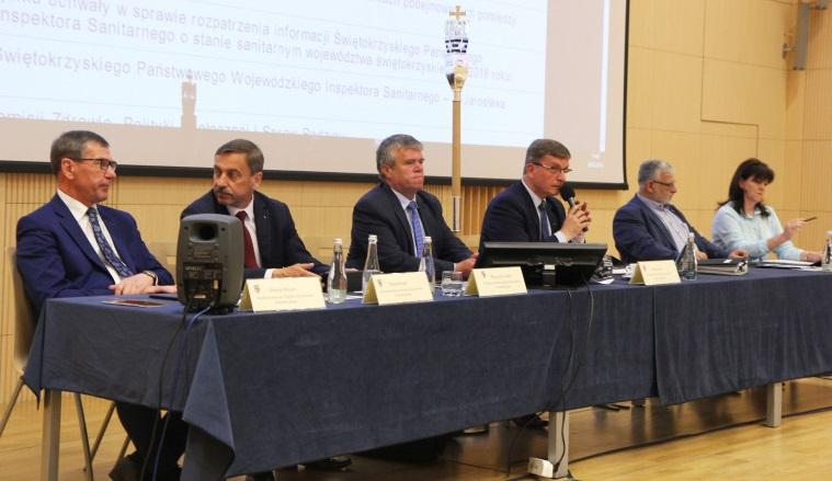 IX sesja Sejmiku Województwa Świętokrzyskiego