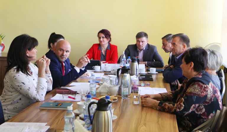O sytuacji finansowej jednostek kultury podczas Komisji Budżetu