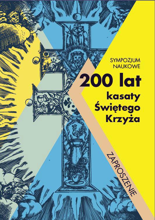 200 lat po kasacie – konferencja na Świętym Krzyżu