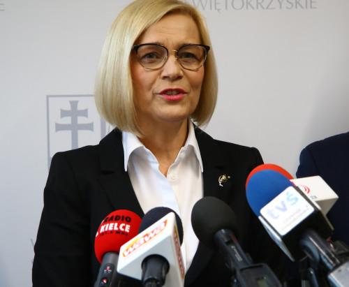 Ogłaszanych Konkursach Poinformowała Wicemarszałek Renata Janik
