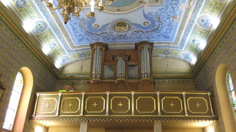 Trwa renowacja zabytków w kościele w Lisowie