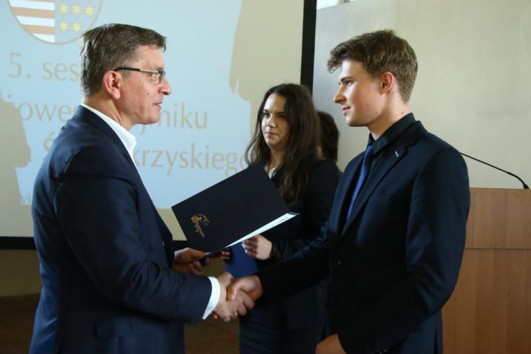 Młodzieżowy Sejmik obradował po raz piąty