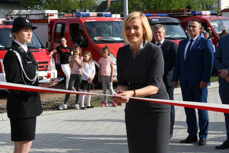 Strażacy świętowali w Radkowicach