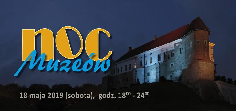 Noc na zamku królewskim w Sandomierzu