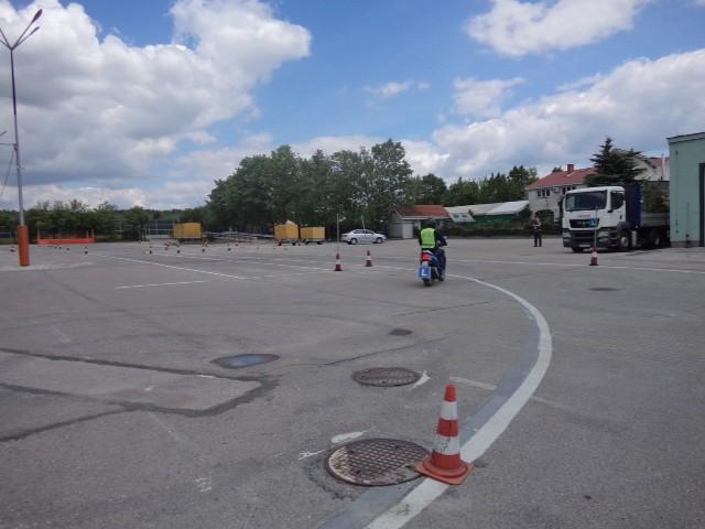 Motoryzacyjne zmagania uczniów szkół ponadgimnazjalnych