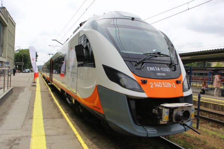 Pociągi POLREGIO wracają na świętokrzyskie tory