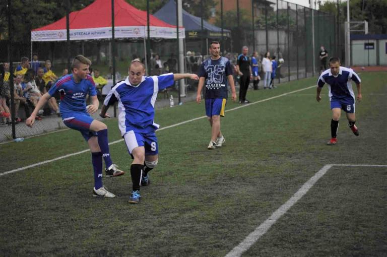 Piłkarska rywalizacja w Jędrzejowie