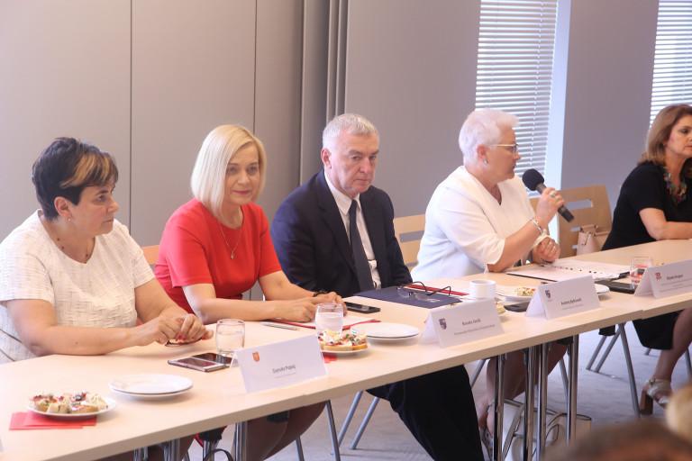 Ważne dla rozwoju regionu decyzje podczas posiedzenia WRDS