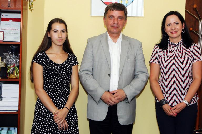 O współpracy Samorządu Województwa z młodzieżą