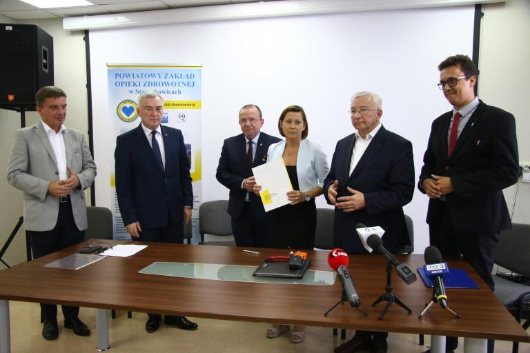 W Starachowicach będą lepsze warunki leczenia chorób kardiologicznych