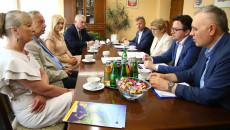 Dyrekcja Gum Z Wizytą U Marszałka (1)