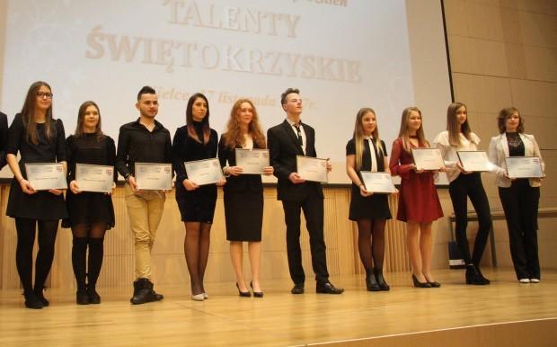 """Nagrody """"Talenty Świętokrzyskie"""" – nabór wniosków do 31 sierpnia"""