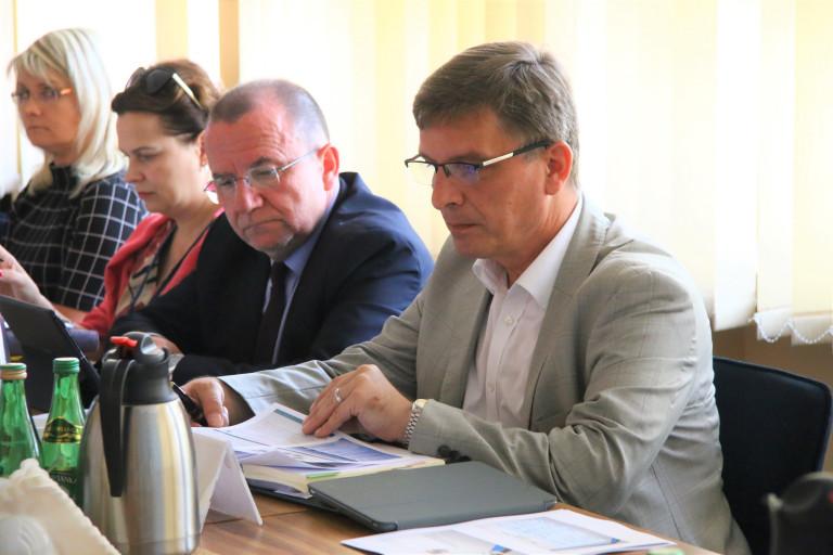 Obradowały Komisje Samorządu Terytorialnego oraz Zdrowia i Polityki Społecznej