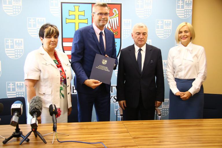Samorząd Województwa i Miasto Kielce wymienią się nieruchomościami