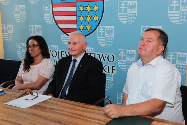 Inauguracyjne posiedzenie Wojewódzkiego Zespołu Porejestrowego Doświadczalnictwa Odmianowego