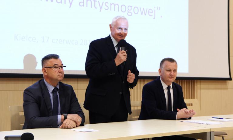 Obradował Konwent Prezydentów Miast, Burmistrzów i Wójtów Regionu Świętokrzyskiego