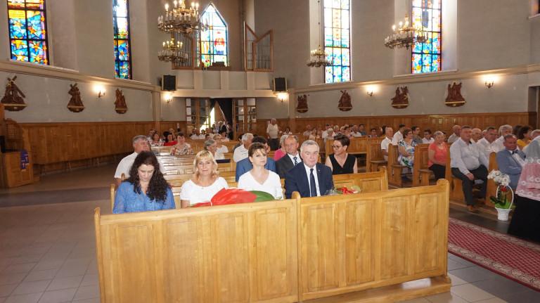 Jubileusz księdza Bogdana Lipca