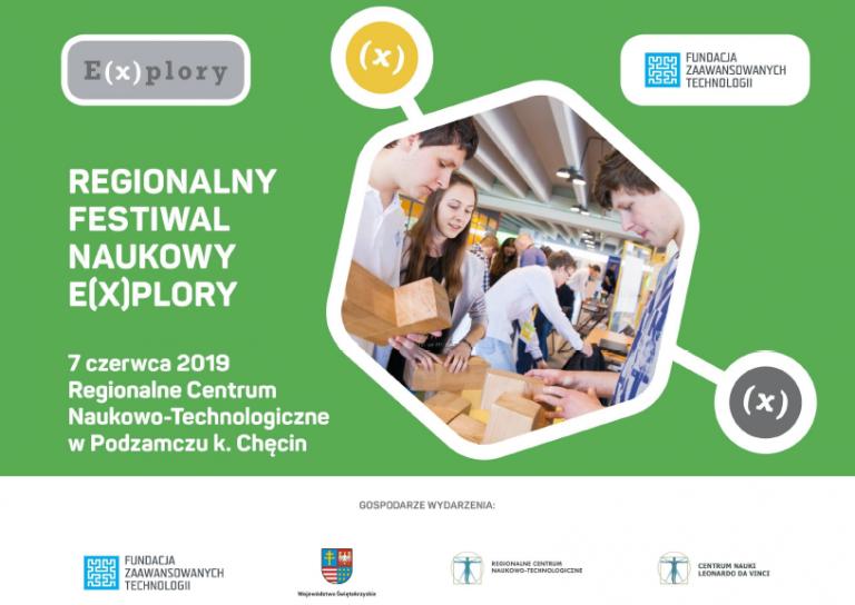 Festiwal Naukowy E(x)plory w Podzamczu