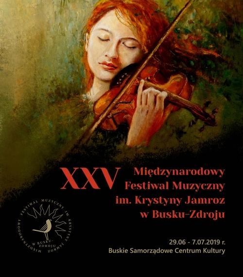 Międzynarodowy Festiwal Muzyczny im. Krystyny Jamroz