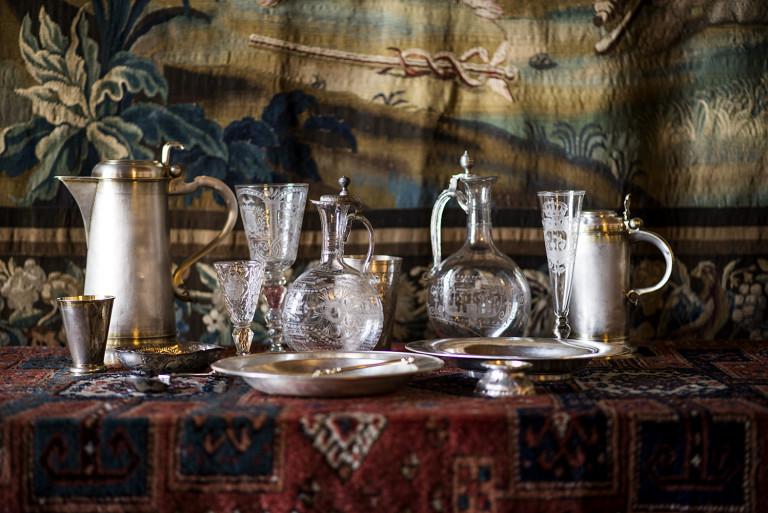 O stołach i bankietach pańskich. Jak ucztowano w dawnych wiekach