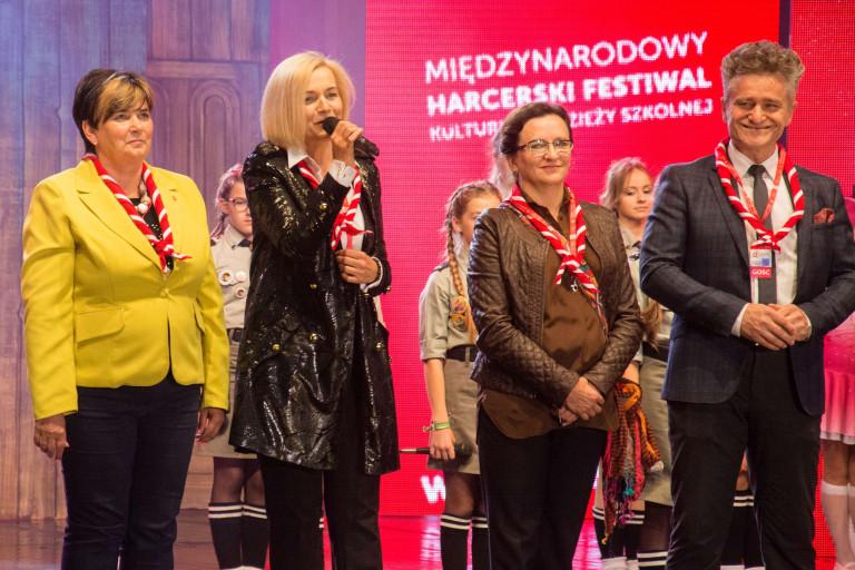 """Niezwykły koncert """"Gospodarze-Gościom"""" na kieleckiej Kadzielni!"""