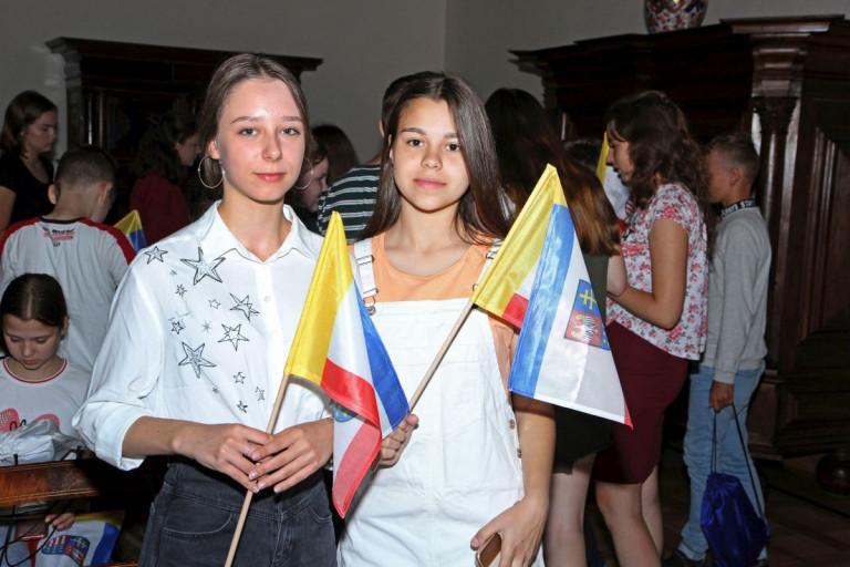 Poznali tradycję, historię i swoje korzenie. Gościliśmy dzieci i młodzież z Ukrainy i Białorusi