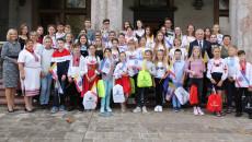 Delegacja Młodzieży Z Ukrainy I Białorusi